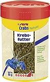 sera crabs Nature 100ml die Futterringe mit u.a. Spirunlina und Erlenzapfen für Krebse im Aquarium - Krebsfutter und Krabben