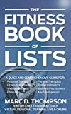 Fitness Book of Lists (FBL 1) (English Edition)