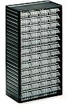 Treston Kleinteilemagazin 551-3, BxTxH 310x180x550 mm