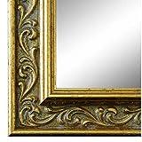 Online Galerie Bingold Spiegel Wandspiegel Gold 60 x 100 cm - Barock, Antik, Landhaus, Vintage - Alle Größen - Massiv - Holz - AM - V