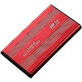 Fltaheroo 2,5-Zoll-Externe Hochgeschwindigkeitsfestplatte Mobile USB3.0 SATA3.0-Festplatte (1 TB)