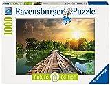 Ravensburger Puzzle 19538 - Mystisches Licht - 1000 Teile Puzzle für Erwachsene und Kinder ab 14 Jahren, Natur-Aufnahme zum Puzzeln