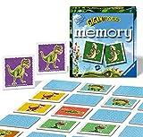 Ravensburger Gigantosaurus – Mini-Memory-Spiel für Kinder ab 3 Jahren