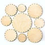 Korbboden Set rund, groß - für Peddigrohr 3mm - Flechten, Korbflechten, Schilf Set, Peddigrohr, Flechtmaterial, Flechtset, R