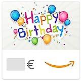 Digitaler Amazon.de Gutschein (Happy Birthday Ballons)