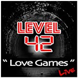 Level 42 - Love Games Live