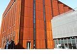 Natur indisch Corten Stahl Dünn Stein Furnier Flexible Wand Boden Schiefer Steinplatten Outdoor Deko Wand Baustoff Außenwand Verkleidung Stein F