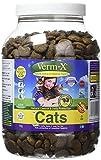 Verm-X Herbal Crunchies für Katzen - 1 kg tub - Clear, Unisex, VMX0015
