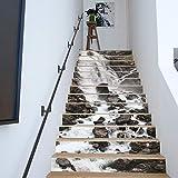 LOVEHOUGE Марокканский Стиль Лестницы Наклейки Плитка Наклейки Водонепроницаемый Наклейки На Стены Ванная Комната Арт-Декор - 7 х 40 дюймов