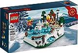 LEGO 40416 Eislaufbahn