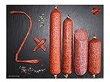 Salami Paket I Salami's für Feinschmecker I Wurst aus Thüringen