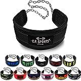 C.P.Sports Dip-Gürtel Standard G5-1, Gürtel für Zusätzliches Gewicht bei Klimmzügen & Dip