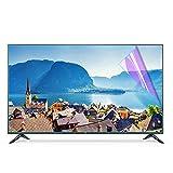ALGWXQ TV-Displayschutzfolie Blaulichtfilter Linderung Der Augenermüdung Augenschutz für LCD, LED, 4K OLED und Gekrümmten Bildschirm, 29 Größen (Color : HD Version, Size : 50 inch 1095 * 616mm)