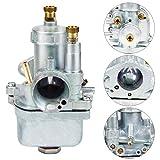 EXLECO Vergasaer 16N1-11 Motorräder Vergasaranlagen 21mm für Simson S50 S51 S70 und Simson MZA 16N1