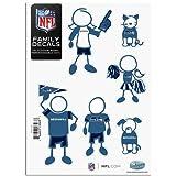 NFL Seattle Seahawks Aufkleber-Set, klein