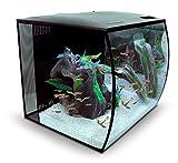 Fluval 15007 Set Aquarium Flex 57 L, schw