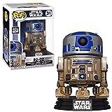 Funko 49810 Pop Star Wars Dagobah R2-D2 Sammelspielzeug, Mehrfarbig