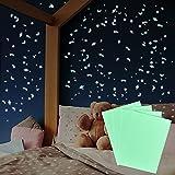 Leuchtendes Bastelset für einen riesigen Bastelspaß mit den Kindern - Selbstklebend - Lass deine Kinder ihre Wunschmotive basteln und in der Nacht zum Leuchten bringen