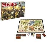 Hasbro Gaming B7404100 - Risiko, DAS Strategiespiel, Brettspiel für die ganze Familie, spannendes Gesellschaftsspiel, für Kinder & Erwachsene, der Klassiker beim Spieleabend