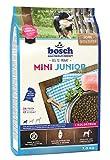 bosch HPC Mini Junior   Hundetrockenfutter zur Aufzucht kleiner Rassen (bis 15 kg)   1 x 3 kg