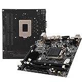 PC-Motherboard,Computer-Mainboard H55M-USB LGA1156 DDR3 1333/1066MHz Desktop-Motherboard mit Integrierter Soundkarte, Grafikkarte, Netzwerkkarte