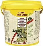 sera Wels-Chips Nature 10 Liter, 1er Pack (1 x 3.8 kilograms)