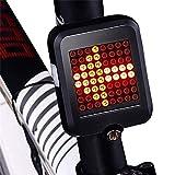 Tlyd Brake Hecklicht USB wiederaufladbare LED wasserdichte Smart Fahrrad Rücklicht mit intelligentem Bremssensor-Radfahren, geeignet für alle Fahrräder geeignet