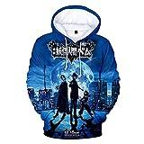 XIANGAI Yokai Ningen Bem Der Film Hoodies Herren/Damen Sweatshirts Langarm Hoodies Design 3D Pullover Hip Hop Pop child-130