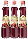 YO Sirup Roter Multivitamin, 6er Pack (6 x 700 ml)