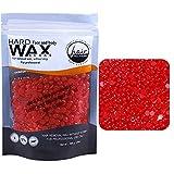BDL Wachsperlen Wax, Wax Haarentfernung 100g Enthaarung mit Wachs zur professionellen Ganzkörper Haarentfernung Enthaarung