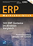 ERP Marktüberblick 3/2016: 103 ERP-Systeme im direkten Verg