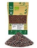 BIO Senfsamen Senfkörner Senfsaat Senf Samen   braun schwarz   ganz   BIO-Qualität   Senf-Gewürz   Indische Asiatische Küche 200g