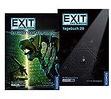 EXIT - Das Buch: Tagebuch 29 - 63 Rätsel zum Tüfteln und Rätseln + Der Keller der Geheimnisse (Taschenbuch)