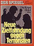 Der Spiegel Nr. 46/1977 07.11.1977 Neue Zielfahndung gegen Terroristen