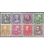 Goldhahn Österreich Nr. 139-146 postfrisch ** Briefmarken für Sammler