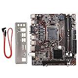 Desktop-Motherboard Hochleistungs-Computer-Mainboard H55M-USB LGA1156 DDR3 1333 / 1066MHz Unterstützung 1156-Pin für Core First Generation + für die Xeon-Serie