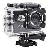Santing Camcorder, tragbare HD-Außenvideokamera, für Außenaufnahmen mit Erweiterungskit Unterwasserfotografie mit wasserdichtem Gehäuse