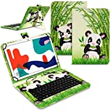 Tablet Hülle kompatibel für Huawei MatePad 11 10.95 Zoll Tasche Tastatur Keyboard QWERTZ Schutzhülle Cover Standfunktion USB Schutz Case, Farben:Motiv 2