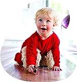 BABYMOP / Wischmop + Strampler = Babymop! Lustiger Strampler, top Geschenk, rot, 80 - für alle Kinder die krabbeln