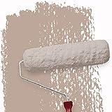 WALLCOVER Colors Wandfarbe beige Sand 5 L für Innen Innenfarbe Light 6E Matt | Profi Innenwandfarbe in Premium Qualität | weitere Größen und Farbtöne erhältlich