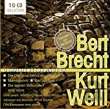 Bert Brecht/Kurt Weill-Complete Recording