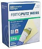 Avenarius Agro Fertigputz weiß Putzmörtel Feinputz Grobputz 5 kg