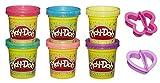 Play-Doh Glitzerknete für fantasievolles und kreatives Sp