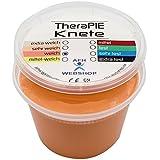 TheraPIE Knete, 454 Gramm (1 Pound), Therapie Knetmasse, Stärke Widerstand: weich (beige)