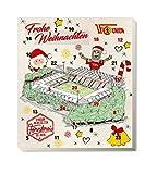 Fan-Shop Sweets 1. FC Union Berlin Premium Adventskalender 2020 (one Size, Multi)