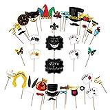 ASVP Shop Alice im Wunderland Party Requisiten Betrieb Schilder für Mad Hatters Tee Party Riesiges Pack