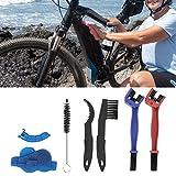 Labuda Fahrradreinigungswerkzeug, Kettenreinigungsbürste, Kunststoff, Täglicher Haushalt zur Reinigung Grundwartung