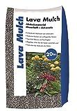 Hamann Lava-Mulch Anthrazit 16-32 mm 20 l - Abdeckmaterial dauerhaft dekorativ