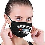Face Protection Koreakrieg Veteran Pride Korea Service Band Wind Uv Uv Wind Winddicht Waschbarer Gesichtsschutz Mit 2 Filtern Radfahren Mundschutz Sonnenschutz T