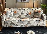 Sofabezug 3Sitzer Couch Überwurf Sofa Sauber Bezug Stretchy Antirutsch Couchbezug Moderne Sofaschoner Sitzfläche Sofaüberwurf für Tiere KatzenBerg Im Japanischen Stil